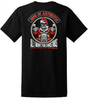 Sons of Arthritis Bag of Joints T-Shirt