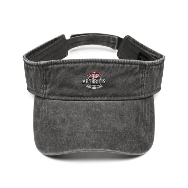 Sons of Arthritis Denim visor