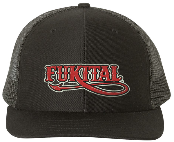 FUKITAL APPAREL  Cap
