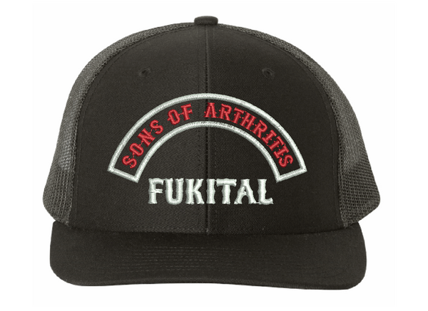 Sons of Arthritis FUKITAL  Cap