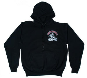 Hydrocodone Chapter PULL OVER Hoodie