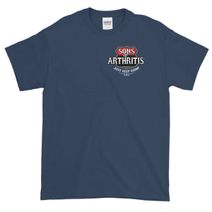 "Sons of Arthritis ""IF YOU CAN READ THIS"" Short-Sleeve T-Shirt"