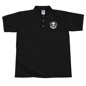 Embroidered Sons of Arthritis NEVER FORGET Polo Shirt