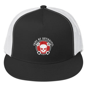 Sons of Arthritis 5 Panel Trucker Cap