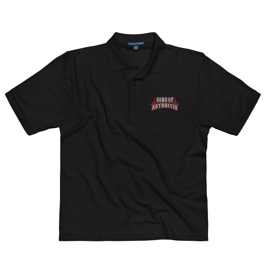 Sons of Arthritis Men's Premium Polo