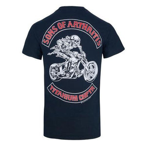Titanium Chapter Short Sleeve Tee
