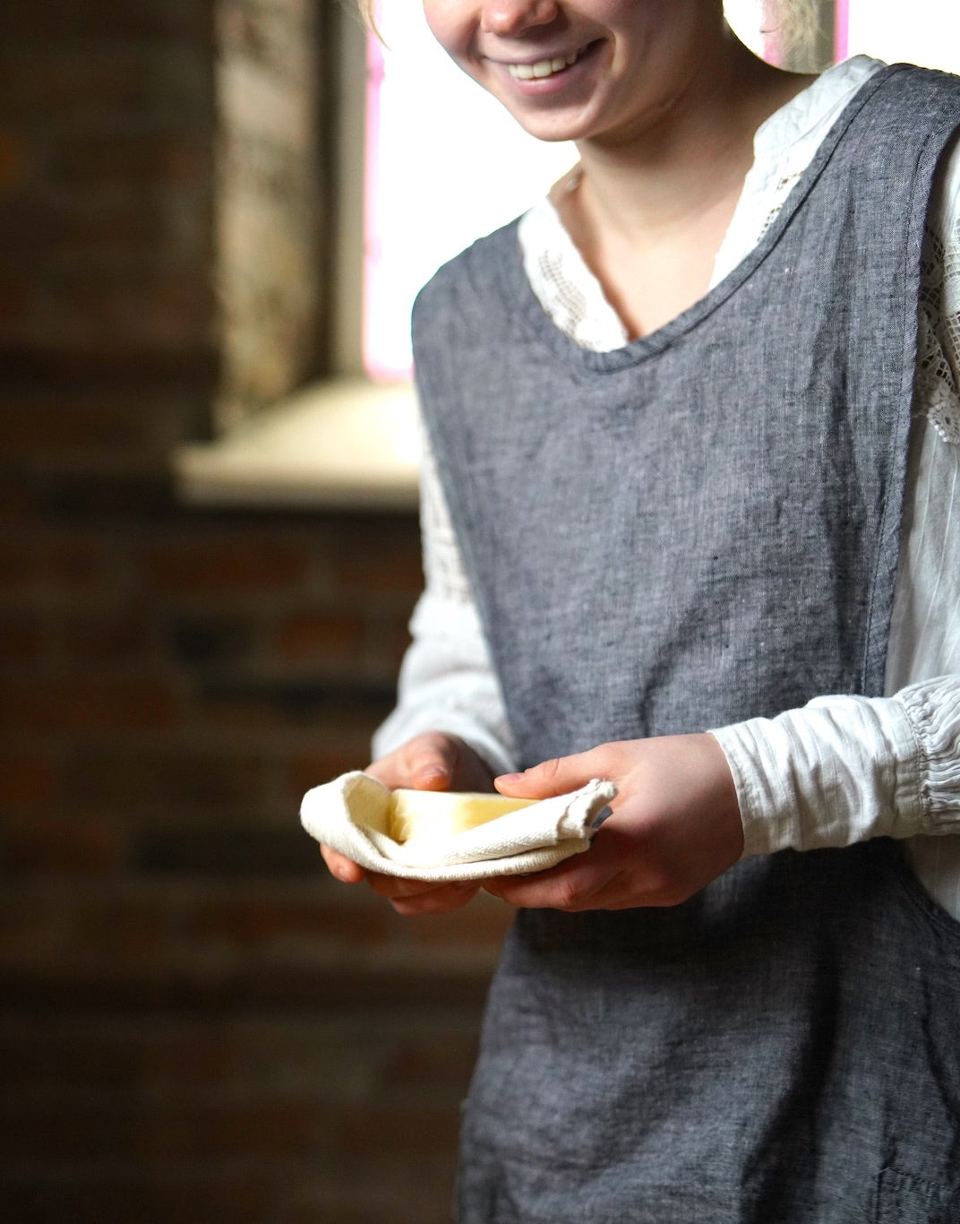Linen Apron |  Adult or Child