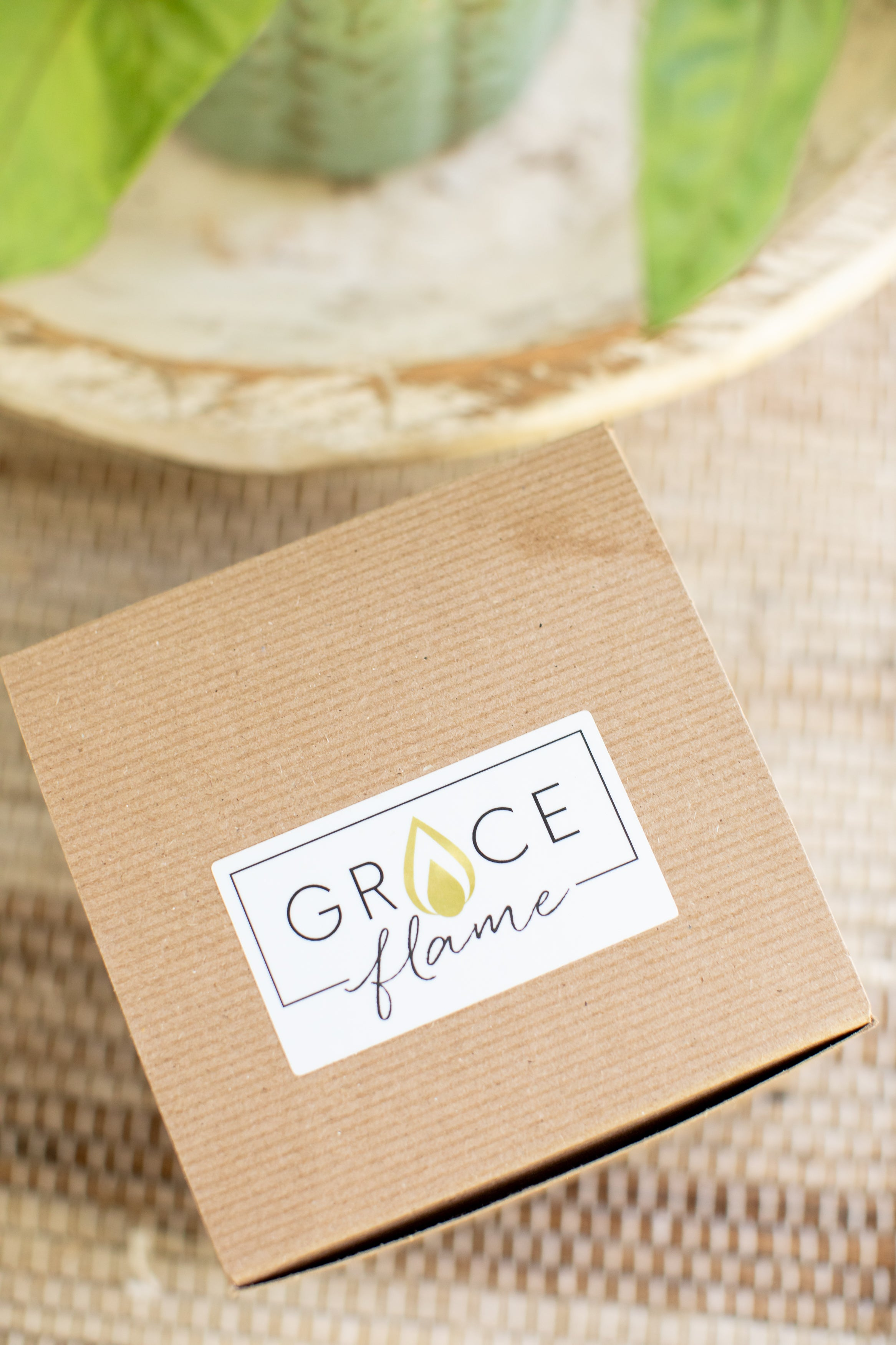 Grace Flame Candle Monthly Subscription