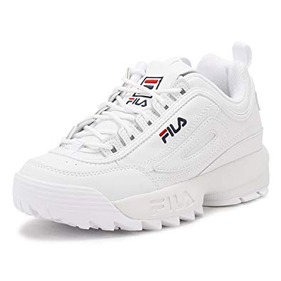 Chaussures Baskets basses DISRUPTOR Blanc