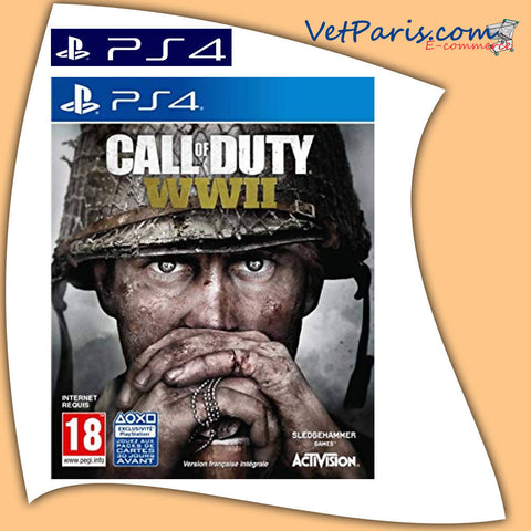 CALL-OF DUTY WWII