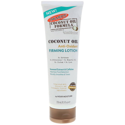 Coconut Oil Formula -anti oxidant friming lotion 250 ml made in usa