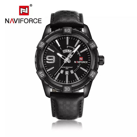 Montre  Naviforce en cuir agi258