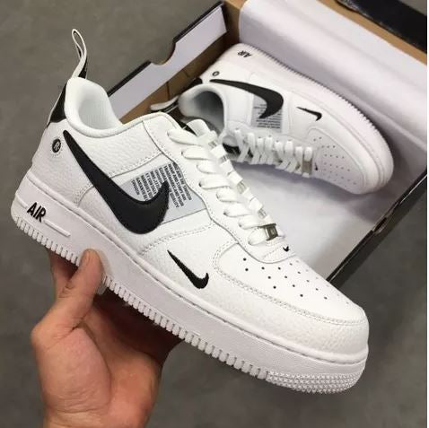 Zapatilla Nike Air Force 1 Low Just Do It Hombre