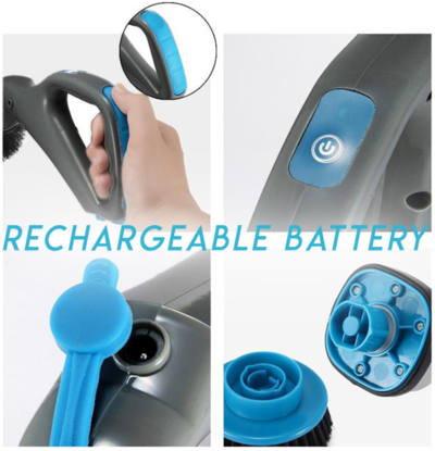 2019 New All-in-one PORTABLE CLEANING SCRUBBER