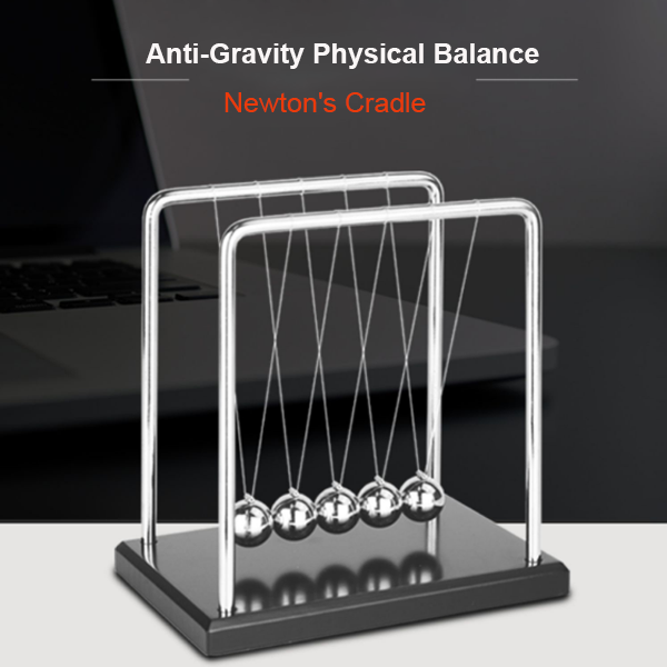 Anti-Gravity physical balance Stress Relief Ornament