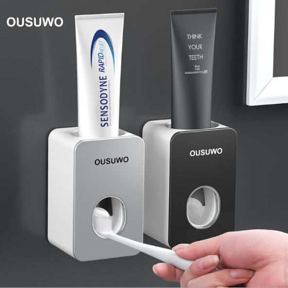 Automatic toothpaste-No need to punch