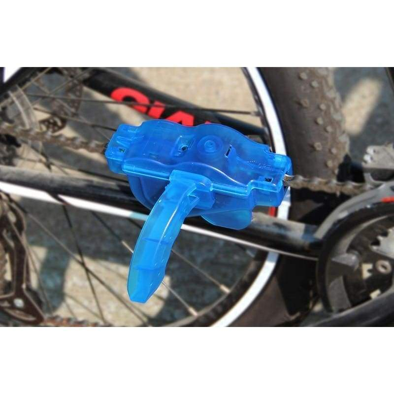 Ultimate Bike Chain Cleaning Tool