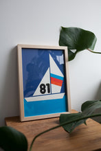 Load image into Gallery viewer, Sailing Regatta 81