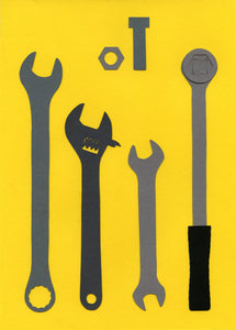 Wrenches, Bolt And Nut