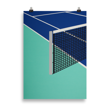 Load image into Gallery viewer, Poster Art Print Illustration – Arizona Tennis Club