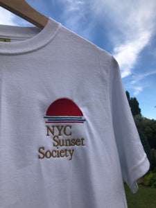Unisex Organic T-Shirt - NYC Sunset Society