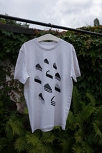 Load image into Gallery viewer, Kuchen Shirt gegen Rassismus / Print Schwarz