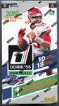 2019 Panini Donruss Football Hobby Box Random Division (4 Spots per purchase)