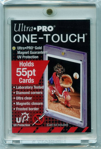 Ultra Pro UV ONE-TOUCH Magnetic Holder 55PT