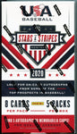 2020 Panini USA Stars & Stripes Baseball Hobby Box