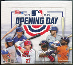 2020 Topps Opening Day Baseball Hobby Box