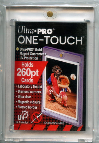 Ultra Pro UV ONE-TOUCH Magnetic Holder 260PT