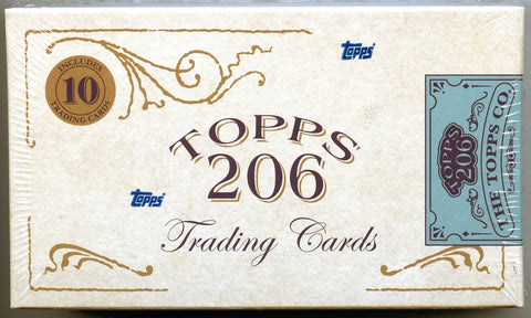 2020 Topps T206 Series 2 Baseball Box