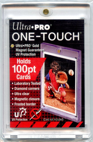 Ultra Pro UV ONE-TOUCH Magnetic Holder 100PT