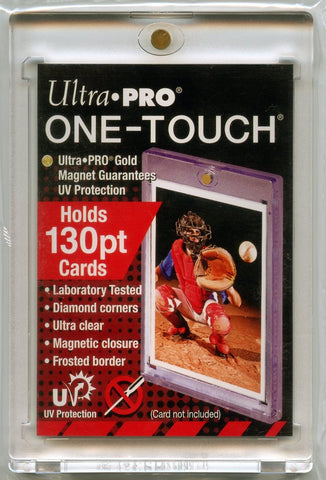 Ultra Pro UV ONE-TOUCH Magnetic Holder 130PT
