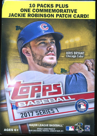 2017 Topps Series 1 Baseball Blaster Box