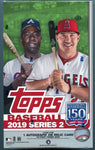 2019 Topps Series 2 Baseball Hobby Box