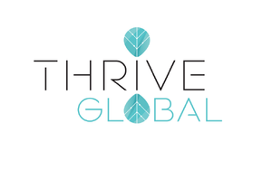 Thrive Global Interview Bobbi and Michael