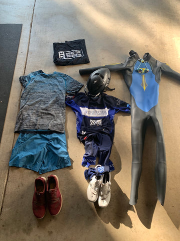 Half Ironman Outfits