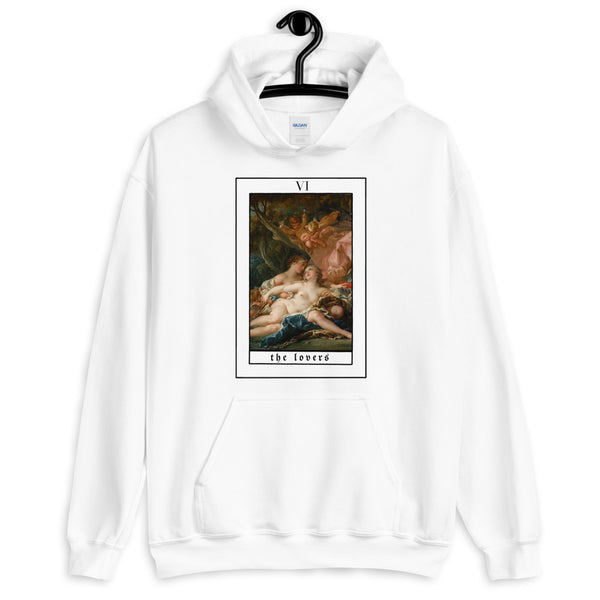The Lovers Tarot Hoodie