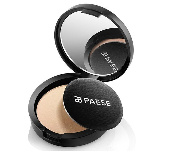 MATTE POWDER WITH ARGAN OIL