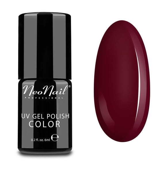 UV GEL POLISH 6 ML - WINE RED