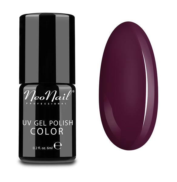 UV GEL POLISH 6 ML - CALM BURGUNDY