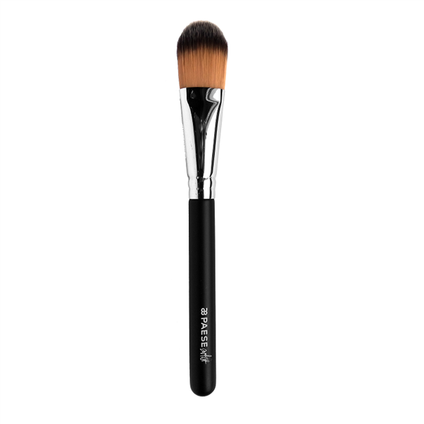 2P FLAT FOUNDATION BRUSH