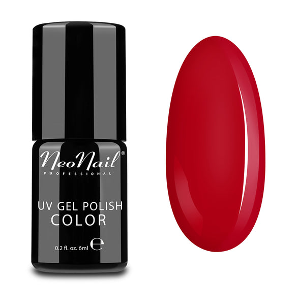 UV GEL POLISH 6 ML - SEXY RED