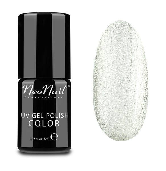 UV GEL POLISH 6 ML - GLITTER SILVER