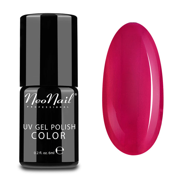 UV GEL POLISH 6 ML - JUICY RASPBERRY