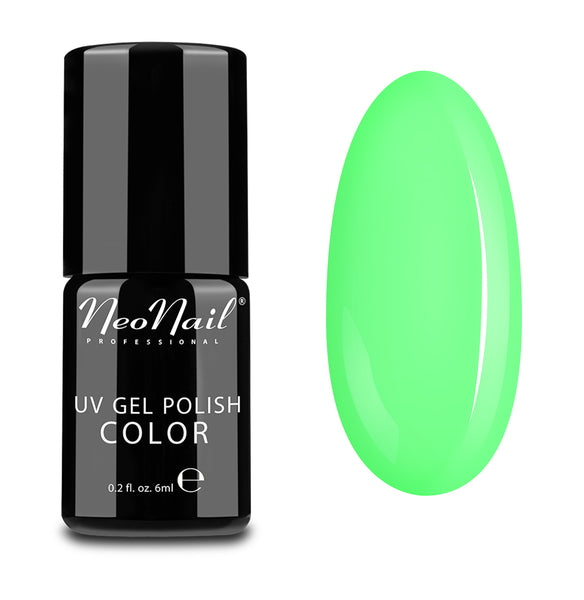 UV GEL POLISH 6 ML - NEON GREEN