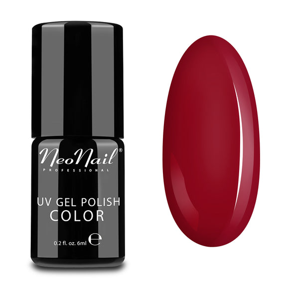 UV GEL POLISH 6 ML - RASPBERRY RED