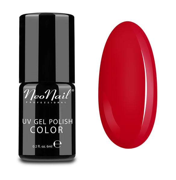 UV GEL POLISH 6 ML - FIERY FLAMENCO