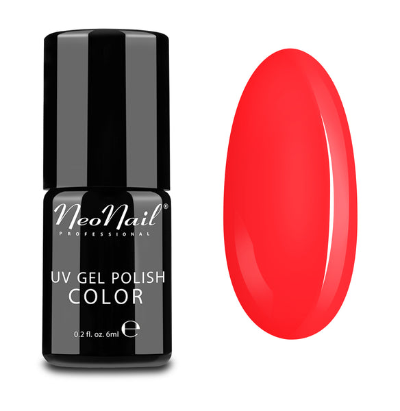 UV GEL POLISH 6 ML - CRAZY CORAL